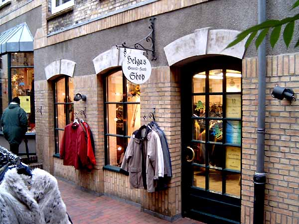 Second Hand Shop Flensburg